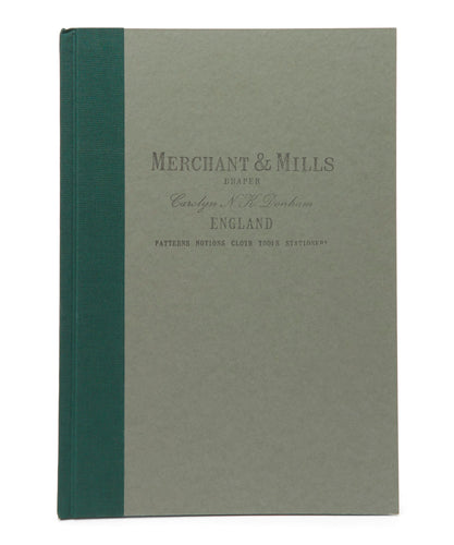Sketchbook by Merchant & Mills