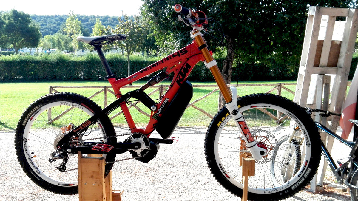Kit ebike Active Torque 250W