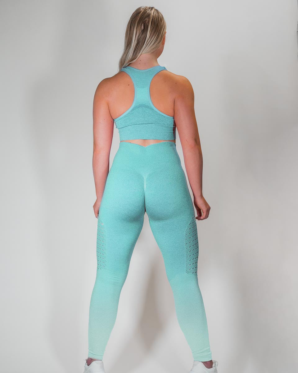 NYFLEX SEAMLESS LEGGINGS | MINT