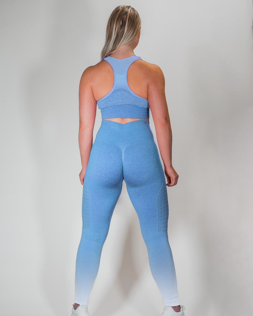 NYFLEX SEAMLESS LEGGINGS | ROYAL