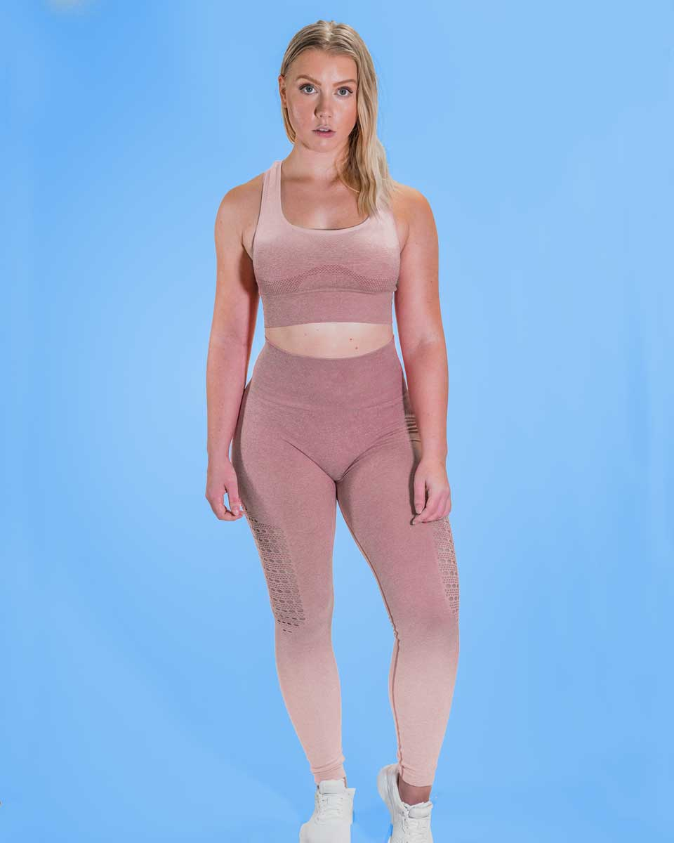 Nyflex Seamless Set | Blush