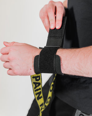 NO PAIN NO GAIN - LIFTING STRAPS