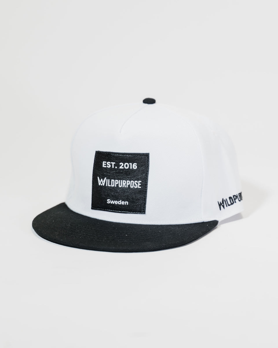 DUSTRIVE - SNAPBACK WHITE