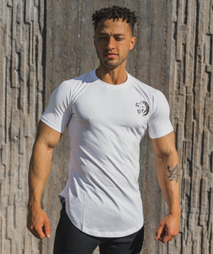 FATALITY Performance Shirt | Arctic White