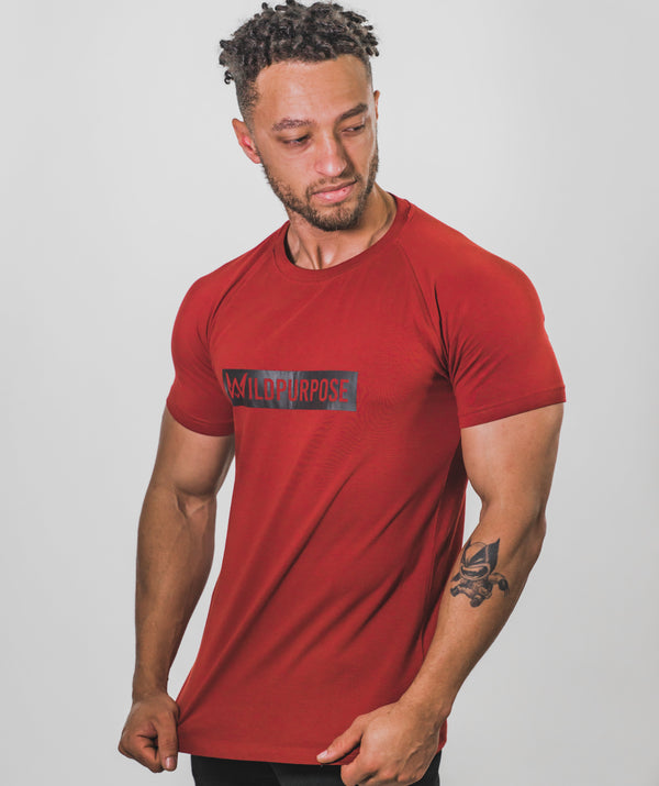 FATALITY Performance Shirt | Burgury