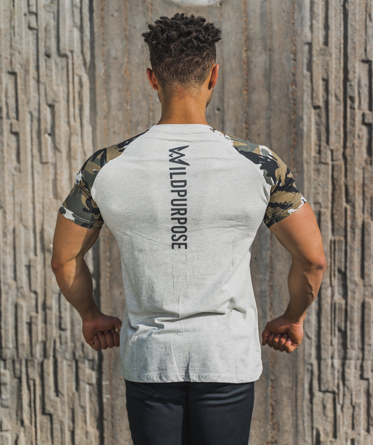 FATALITY Performance Shirt | Desert Camo