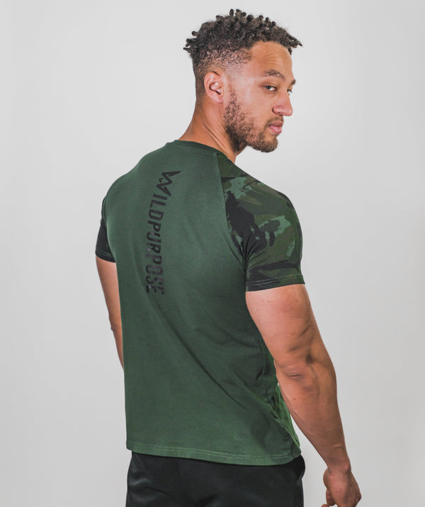 FATALITY Performance Shirt | Military Camo
