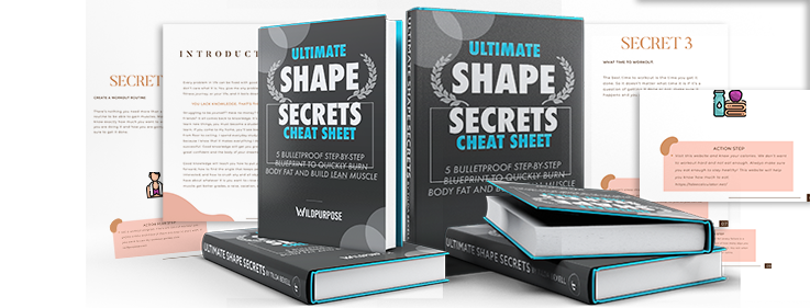 Instant Access + Get in Shape Secrets