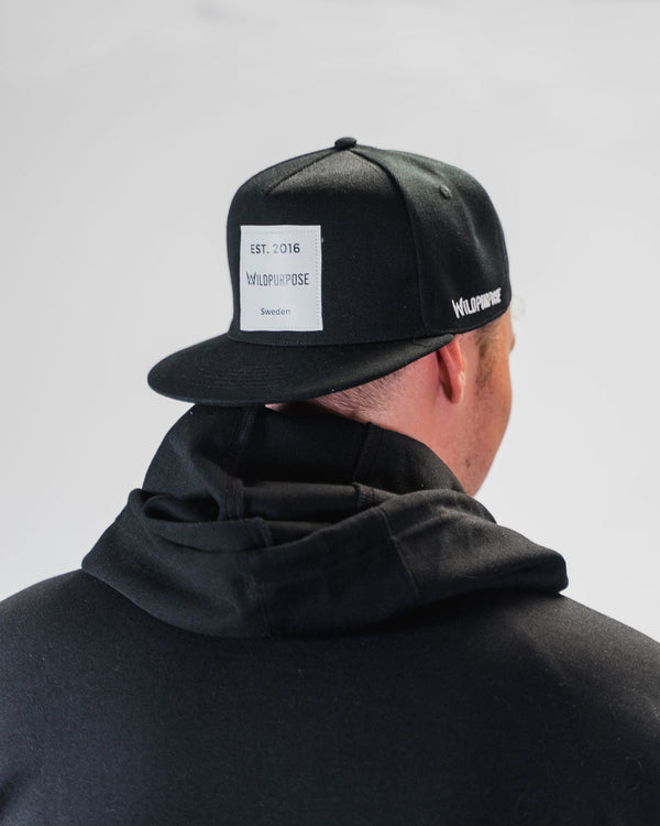DUSTRIVE - SNAPBACK BLACK