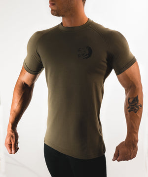 Shirts - Performance Shirt | Military Green