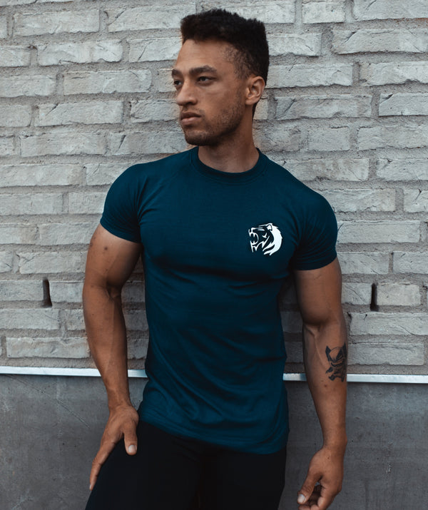 Shirts - Performance Shirt | Navy Blue