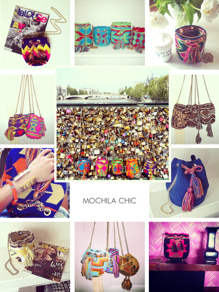 Mochila Chic Collection