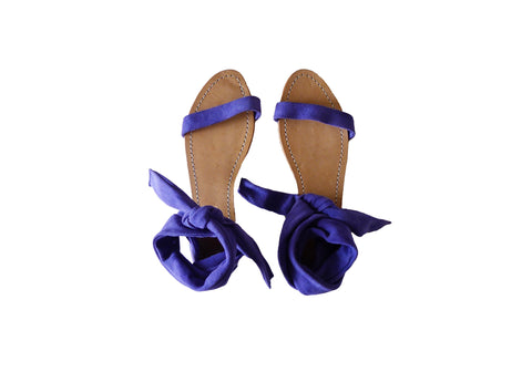 Palma Sandals - Electric Blue