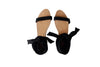 Palma Sandals - Black Suède