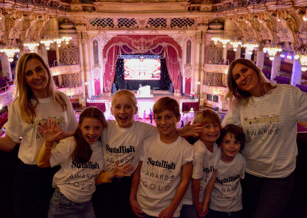 Little Grey Cells Design at the Blackpool Tower Ballroom