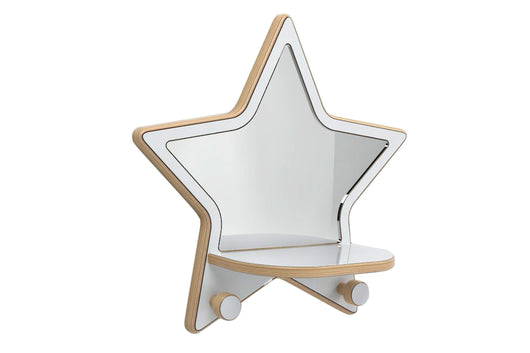 Star Shelf & Mirror