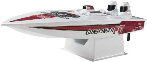 Aquacraft P 27 Gunslinger Crackerbox Rtr Aqub1815
