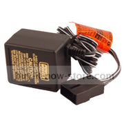 Power Wheels Battery Charger, 6 Volt, 4 Ah, For Blue Battery.