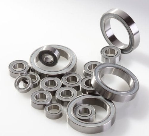 Associated Tc6.1 Ceramic Ball Bearing Kit