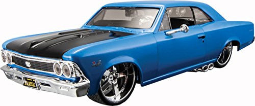 66 Chevrolet Chevelle 396 1:24 Scale Maisto Design Customised Model Car Toy