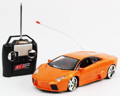 1:20 Scale Lamborghini Murcielago Lp 670 (Orange) High Quality Working Headlights, Underlights, Full