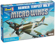 Revell Of Germany 04915 1/144 Micro Wings Hawker Tempest Mk.V