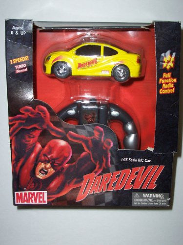 Awesome Toys Marvel Daredevil 1:35 Scale Remote Controll Car