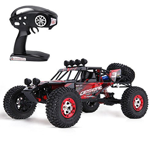 Gool Rc Fy 03 2.4 G 4 Wd 1:12 Desert Off Road Truck High Speed Ready To Race Remote Control Car