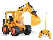 Super Power Remote Control Construction Excavator With Wheels
