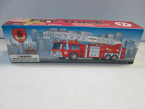 1997 Texaco Aerial Tower Fire Truck 95th Anniversary Edition