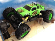 Maisto Tech Rock Crawler Remote Control Monster Truck 4x4 R/C Rtr