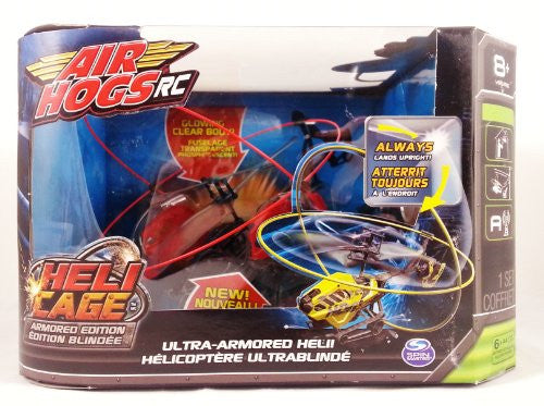 Air Hogs Heli Cage, Red