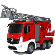 Mercedes Benz Large Size Full Function Rc Fire Truck