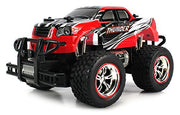 Mini V Thunder Storm Rc Truck 1:24 Scale Size Off Road Series Rechargeable Ready To Run Rtr (Colors