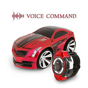 Ieka Voice Command Car, Rechargeable Radio Commanded By Smart Watch, Creative Voice Activated Rc Car