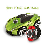 Sain Smart Jr. Vc 01 Voice Command Car, Rechargeable Radio Control By Smart Watch, Creative Voice Ac