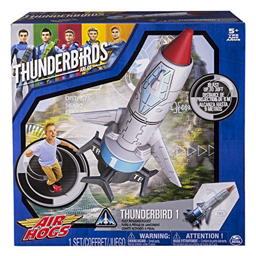 Air Hogs   Thunderbird 1 Stomp Rocket