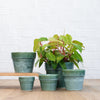 Sea Green Glazed Pot Range