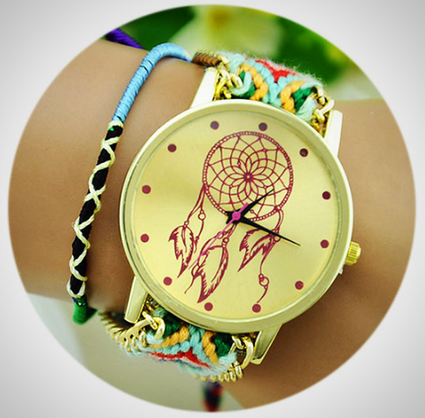 Twisted Wire Friendship Watch 1
