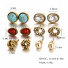 Image of Fashion Stud Earrings