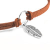 Image of Free-Spirit Leather Necklace