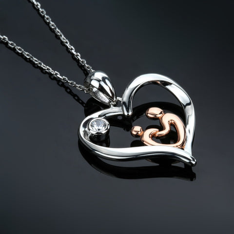 I Carry Your Heart Pendant
