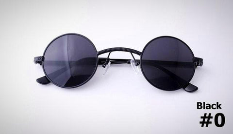 buy SteamPunk Retro Sunglasses Women Twisted Wire