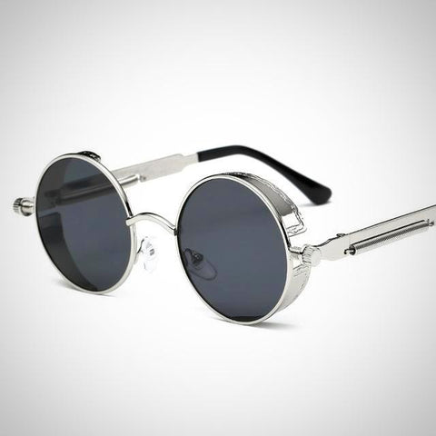 buy SteamPunk Vintage Sunglasses UniSex Twisted Wire