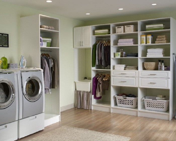 7 Super Clever Laundry Room Ideas