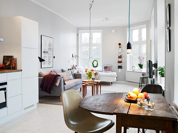 7 Space Saving Ideas for Your Small Apartment