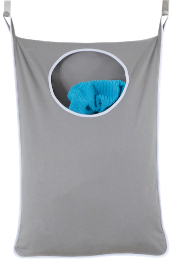 The Space-Saving Laundry Hamper