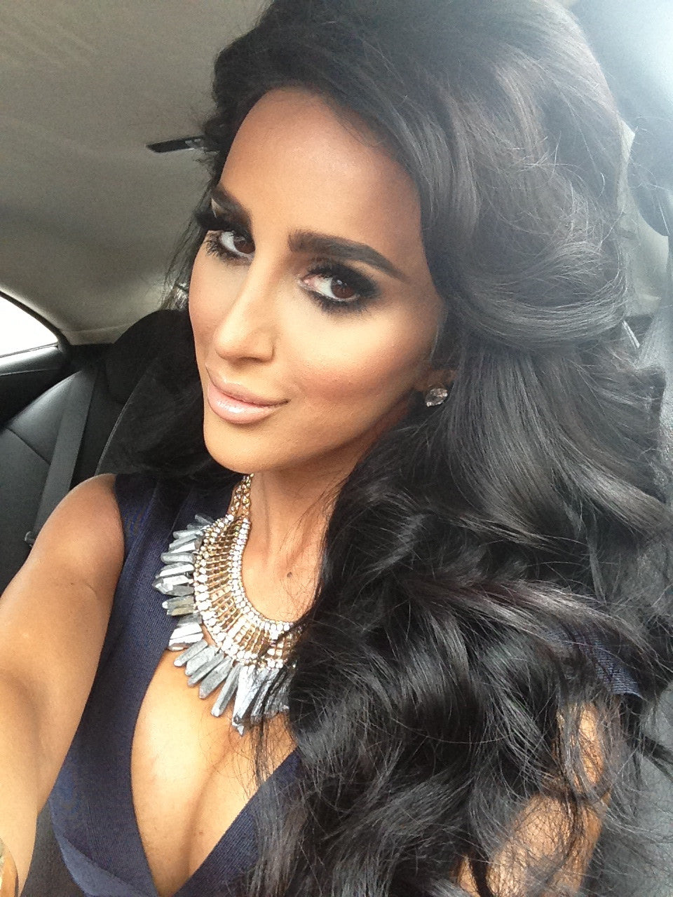 100 Remy Hair Extension Kit Lilly Ghalichi 260g 20 Off Black 1b By