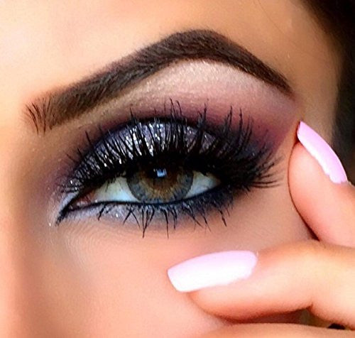 100% Serbian mink Luxury Collection Lilly Eye Lashes - Royalty - ArabianGlitz