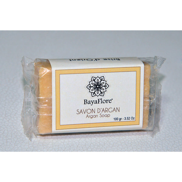 Organic Moroccan - Pure Argan Soap bar - ArabianGlitz